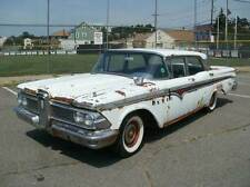 Ford: Other Edsel Ranger