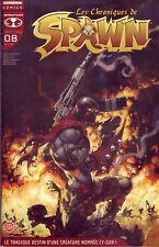 Les Chroniques de Spawn N°08 - Delcourt Comics - Septembre 2006 - TBE