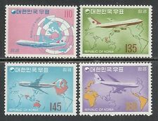 South Korea 1973 MI 903-906  MNH  VF