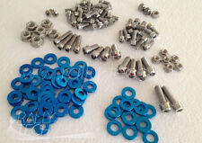 SUBARU IMPREZA DELUXE STAINLESS STEEL ENGINE DRESS UP BOLT KIT GC8 WRX STI RS2.5