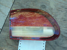 1995-1999 Chevy Cavalier    Tail Light Assembly    Left Side Trunk