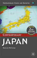 Contemporary Japan (Contemporary States and Societies Series), McCargo, Duncan,