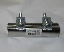 Jones Stephens R60-100 Clamp steel bolts repair 1in x 6in R60-100