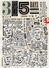 365 Days: A Diary by Julie Doucet-ExLibrary