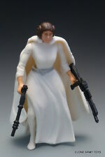 STAR WARS PRINCESS LEIA ORGANA POWER OF THE FORCE COLLECTION POTF2 LOOSE