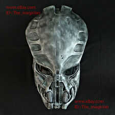 1:1 Movie Game Prop Replica Halloween Costume Predator Helmet Guardian Mask PD21