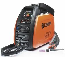 Kemppi MinarcTig 200 Evo Tig Welder, with Tig Torch & Earth, 230v