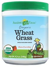 Amazing Grass - Wheat Grass Powder 30 Servings - 8.5 oz.