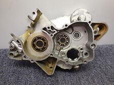 1988 Yamaha YZ125 Right side engine motor crankcase crank case 88 YZ 125