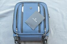 Victorinox Werks 5.0 4 Wheeled Spinner Tote Carry On Luggage - Blue