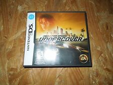 Need for Speed: Undercover  (Nintendo DS, 2008) *****LN*****COMPLETE*****