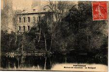 CPA  Pontgibaud  - Maison de vacances - Le Bosquet  (220821)