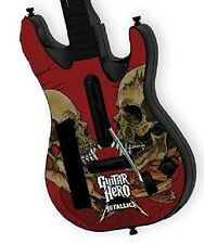 Guitar Hero 5 Band Hero Metallica Guitar Faceplate Wii - New & Sealed