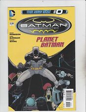 DC Comic! Batman Incorporated! Issue 0!  The New 52!