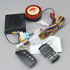 Motorcycle Motorbike Immobiliser Security Alarm System Remote Control Start J3