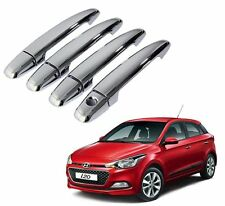 DLT - Chrome Door Handle Latch Cover for Hyundai I20 Elite