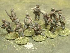 20mm Handpainted WWII German Paratroopers (10 Figs)