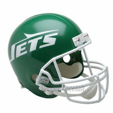 NEW YORK JETS 78-89 THROWBACK FOOTBALL HELMET – RIDDELL FULL SIZE REPLICA