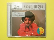 20th Century Masters Millennium Collection Best of Michael Jackson Five 5 NEW CD