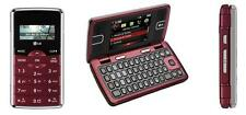 NEW LG ENV2 VX9100 MAROON RED VERIZON NO CONTRACT QWERTY BASIC CELL PHONE