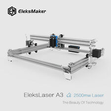 2500mW A3 Desktop DIY Violet UV Laser Engraver Cutter CNC Printer 30x40cm