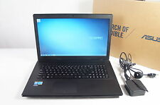 "Asus X755JA-DS71 Laptop 17.3"" Intel Core i7-4712MQ 2.3GHz 8GB RAM 1TB HDD"