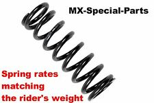 KTM SXF 350 SX-F # SHOCK SPRING with matching SPRING RATE for the driver  select