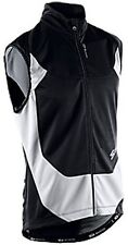 SUGOI RS Zero Vest Mens Large Black Cycling Bike Firewall Resist Wind Water