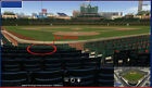 CHICAGO CUBS (2) Tickets Dugout Box Section 22 Row C NLCS 10/20 10/21 10/22