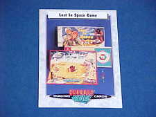 CLASSIC TOYS TRADING CARDS LOST IN SPACE SCI-FI TV GAME