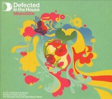 Defected in the House: Miami 06 Various Artists MUSIC CD