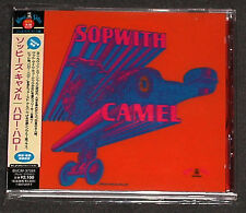 SOPWITH CAMEL Sopwith Camel CD 2003 JAPAN Buddha / BMG Promo MINT Psychedelic