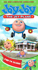 Jay Jay The Jet Plane - Fun to Learn [VHS] by Mary Kay Bergman, Jennifer Delora