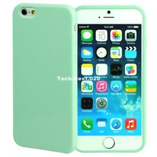 For Apple iPhone 6 Case Gel Rubber Silicone TPU Bumper Cover iPhone 6s Case