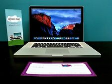 Apple MacBook Pro 2012 15 Laptop *1 Year Warranty* Core i7 2.3Ghz 1TB SSD H