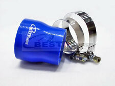 """Best Power Silicone Straight Reducer Hose Pipe 57mm to 63mm /2.25"""" - 2.5""""inch"""
