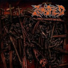 NEW - Carnage Slaughter and Death by Zombified