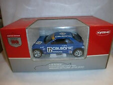 1:18 KYOSHO Nissan Skyline GT-R R32 1990 Calsonic #12, 10th Anniversary