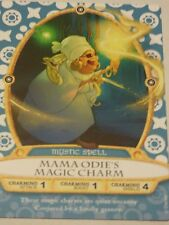 SORCERERS OF THE MAGIC KINGDOM: #66 MAMA ODIE'S MAGIC CHARM LIGHTNING CARD