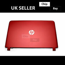 HP 15-AB 15-AB019NA LAPTOP 15.6 SCREEN LID TOP PLASTIC RED EAX1500401A