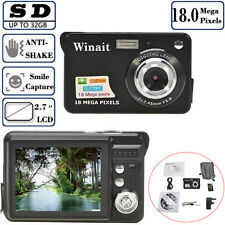 "Protable18MP CMOS 2.7""TFT SD LCD Screen HD 720P Digital DV Camera camcorder New"