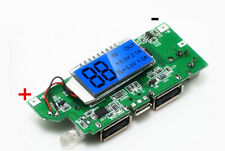 Dual-USB 5V 2.1A Mobile Power Bank 18650 Battery Charger DIY Charger PCB Board