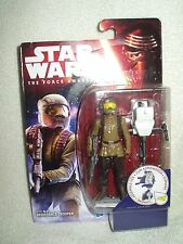 Action Figure Star Wars The Force Awakens Resistance Trooper 4 inch