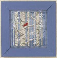 Mill Hill Winter Woods Buttons & Beads Christmas Cross Stitch Kit 2011