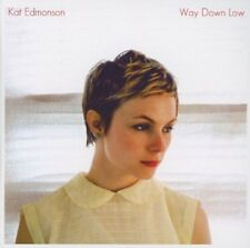 KAT EDMONSON - WAY DOWN LOW  CD  13 TRACKS JAZZ  NEU
