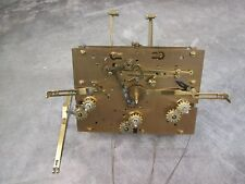 Kieninger Triple Chime Grandfather Clock Movement, 83 K 116cm, Working Condition