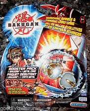 RARE OOP Sealed Bakugan CLASSIC B1 BOOSTER PACK GREY HAOS STINGLASH