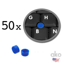 50x LAPTOP KEYBOARD MOUSE STICK/POINT CAP TRACKPOINT FOR HP SERIES