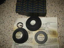 DUNLOP EARLY REAR BRAKE CALIPER SEAL KIT - JAGUAR MKX / MK10 - 3.8ltr. (1961-ON)