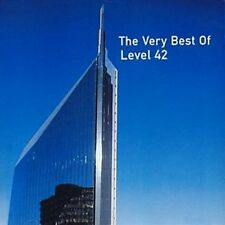 LEVEL 42 ( NEW SEALED CD ) THE VERY BEST OF / THE GREATEST HITS COLLECTION